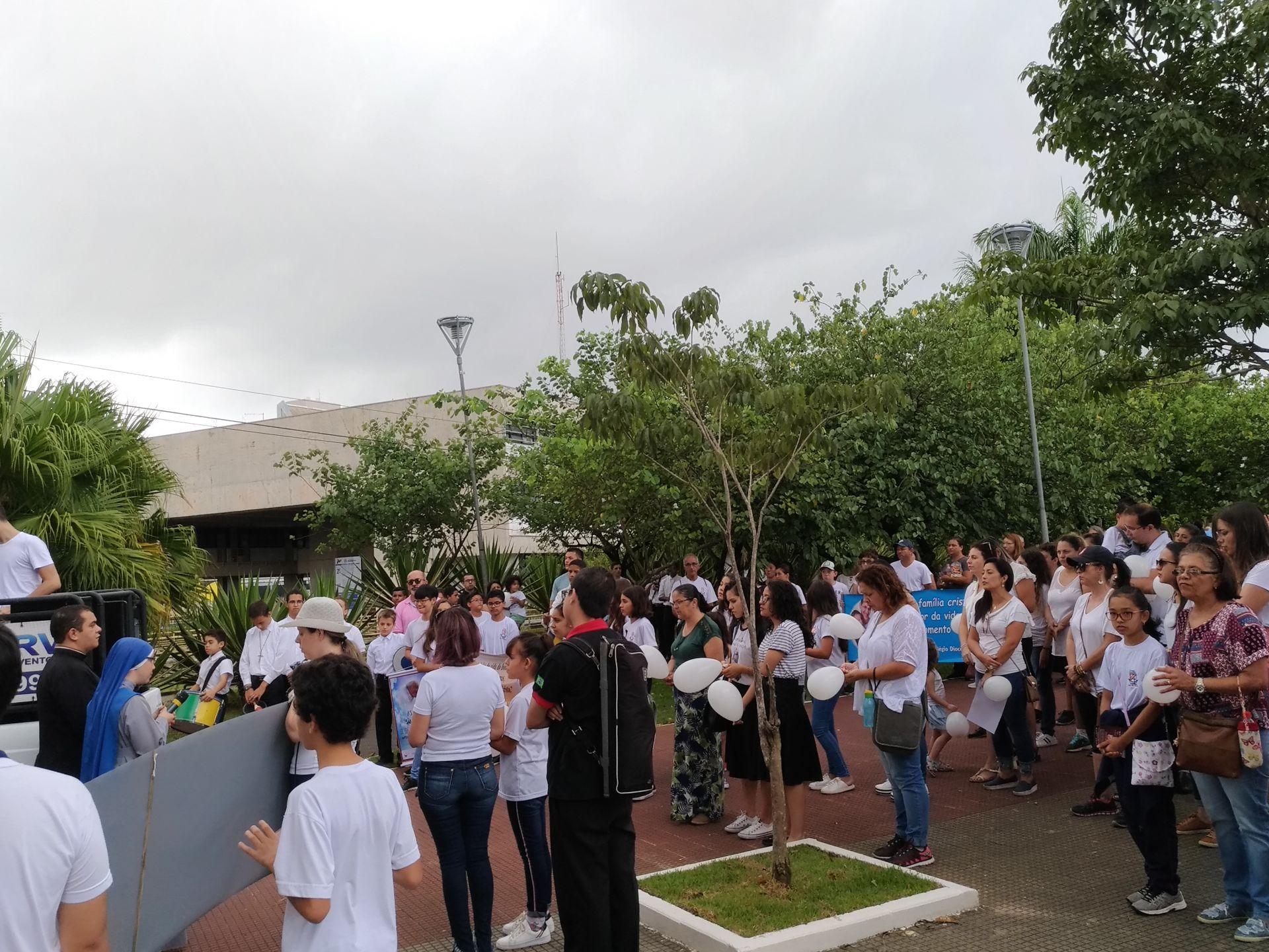 5ª Marcha pela Vida - Colégio Diocesano Paulo VI