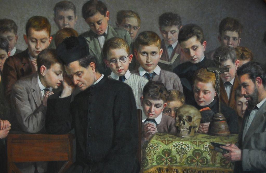 O método preventivo de Dom Bosco - Colégio Diocesano Paulo VI