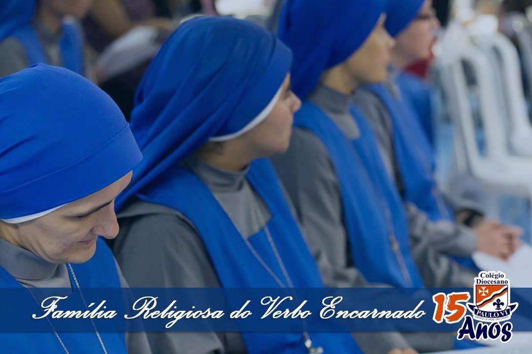 Você sabia? Sobre as Irmãs da Família Religiosa do Verbo Encarnado