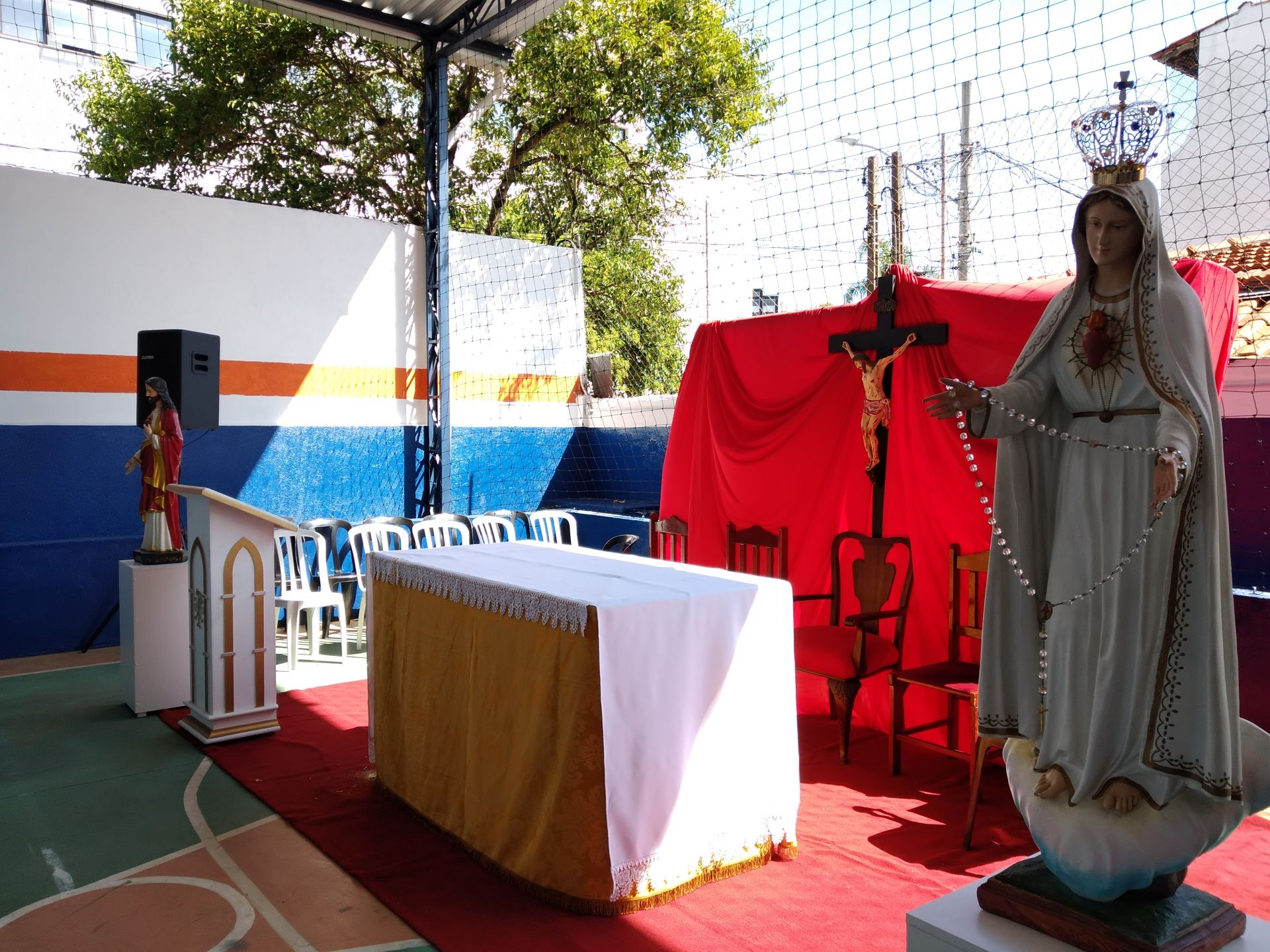 Missa de Abertura de Ano Letivo 2020 - Colégio Diocesano Paulo VI