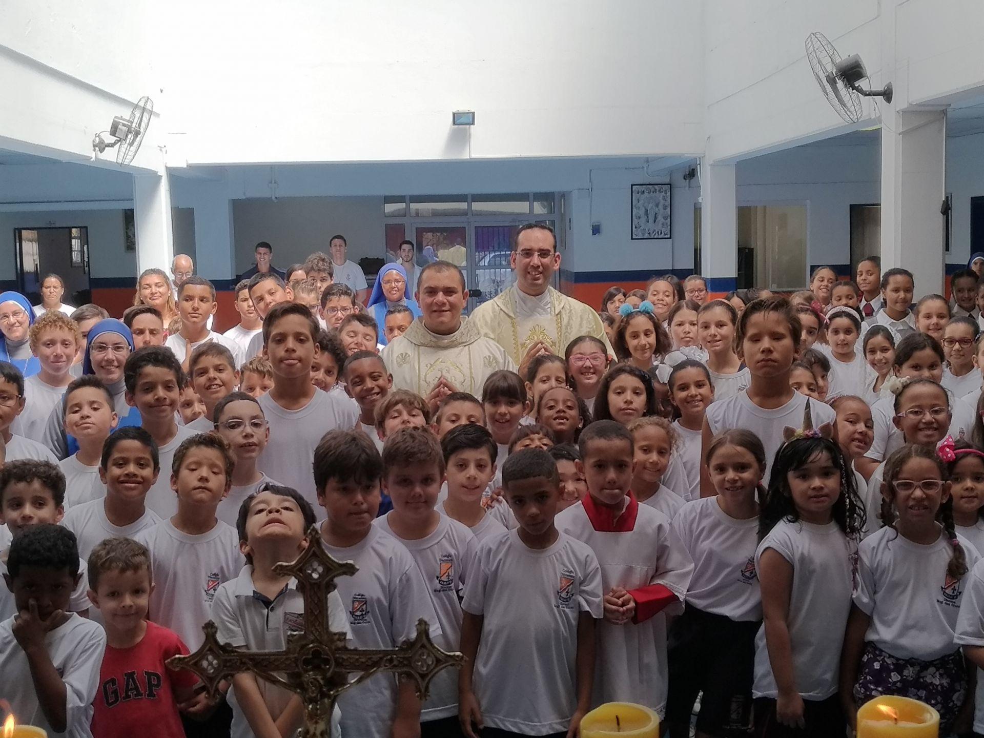Missa de Abertura de Ano Letivo 2019 - Colégio Diocesano Paulo VI